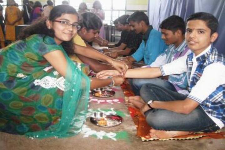 Jawahar Navodaya Vidyalaya-Festival Celabrations