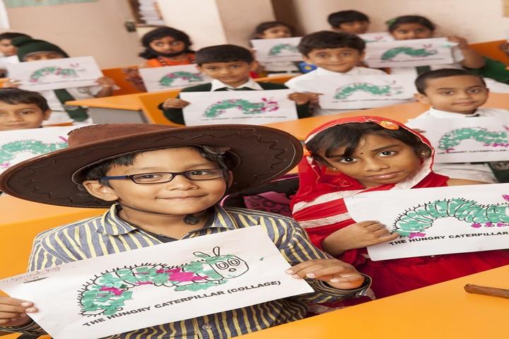 Delhi public School - Arts