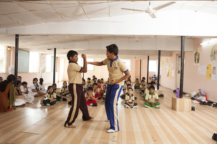 Delhi public School - Martial Arts
