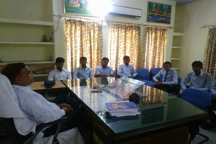 Jawahar Navodaya Vidyalaya Raebareli-Co ordinators Meeting