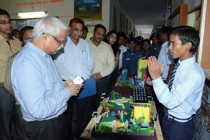 Jawahar Navodaya Vidyalaya-Science Exhibition