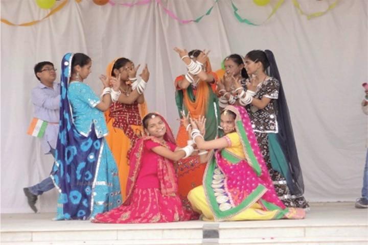 Jawahar Vedic Public School-Dance