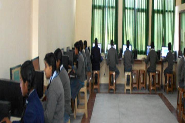 Jaypee Vidya Mandir-Computer Class