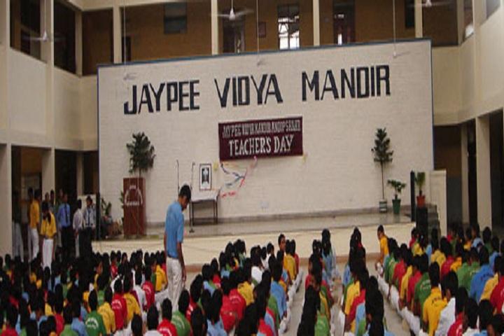 Jaypee Vidya Mandir-auditorium