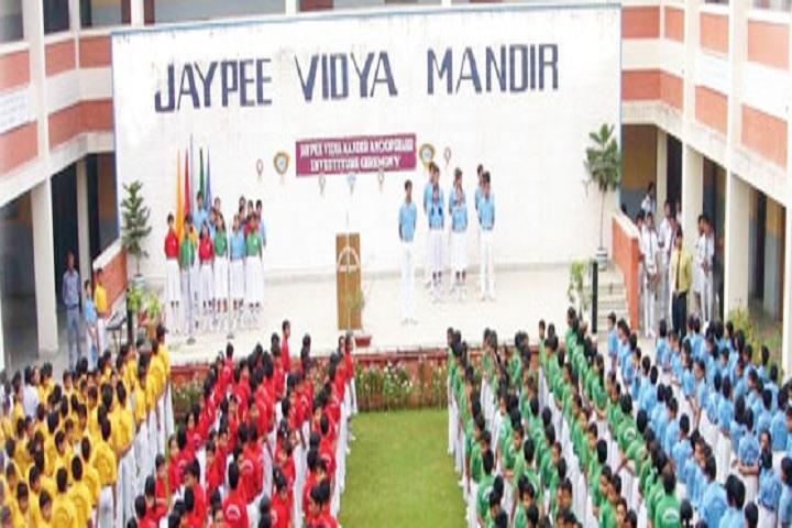 Jaypee Vidya Mandir-house system