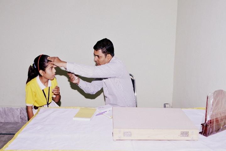 Jayotri Academy-Health Camp