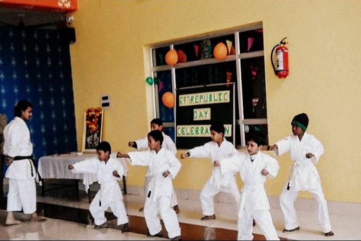 Jayotri Academy-Karate
