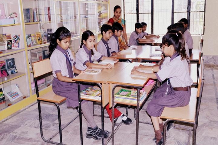 Jayotri Academy-Library