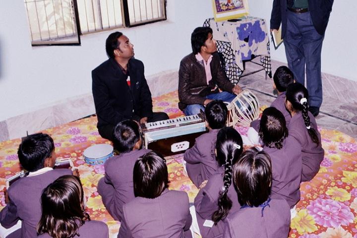 Jayotri Academy-Music Room