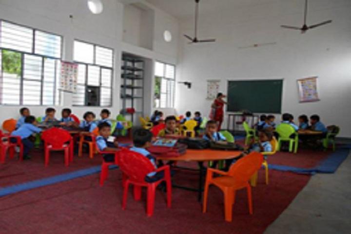 Jaypee Convent School-Activities Room