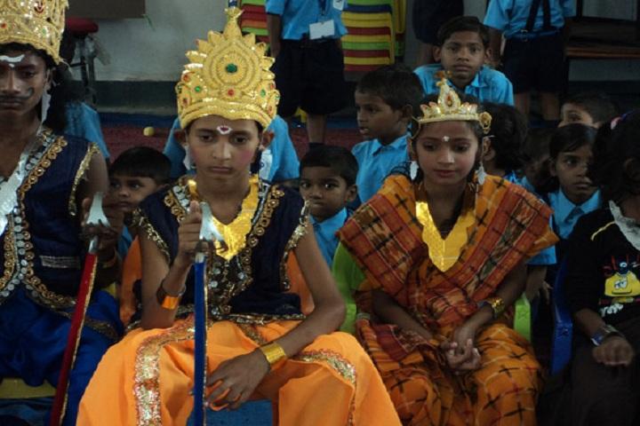 Jaypee Convent School-Cultural Activities