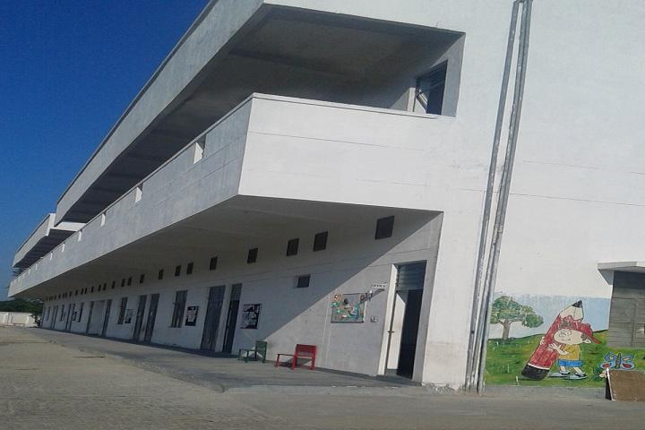 Jaypee Convent School-School View