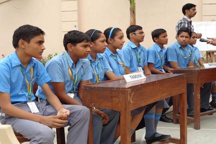 Jaypee Vidya Mandir-Debate