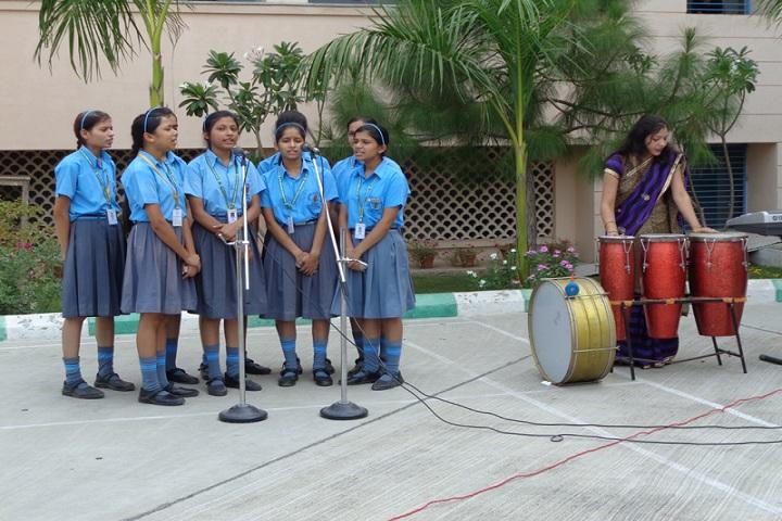 Jaypee Vidya Mandir-Group Song