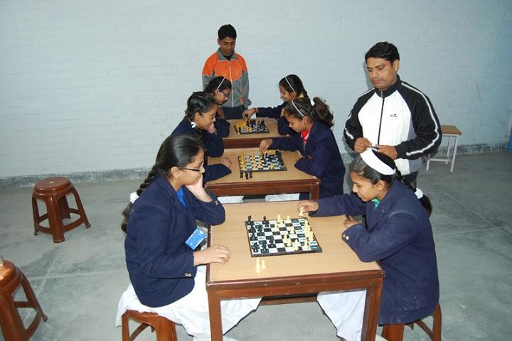 Jaypee Vidya Mandir-Indoor Games