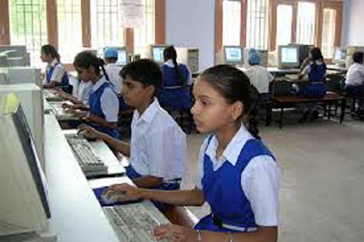 Jk Modern Academy-Computer Lab