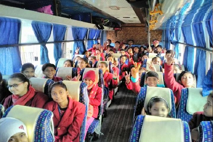 Jk Modern Academy-Transport