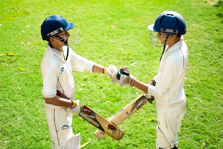 JKG International School-Cricket