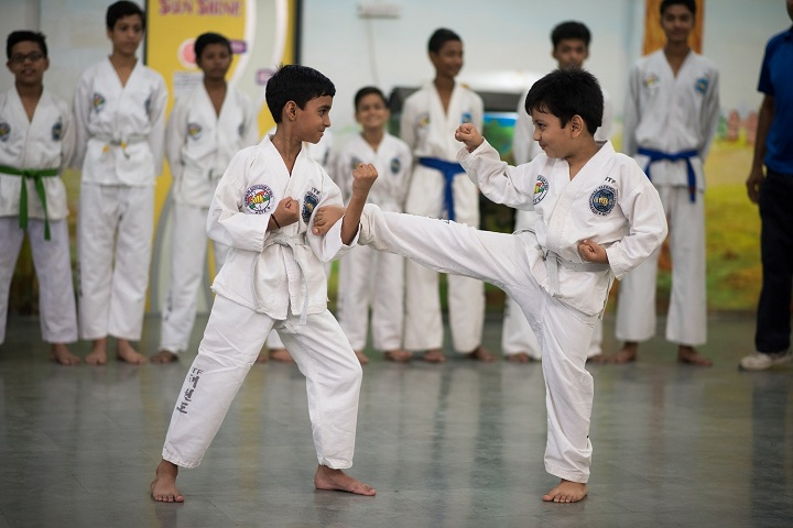JKG International School-Karate