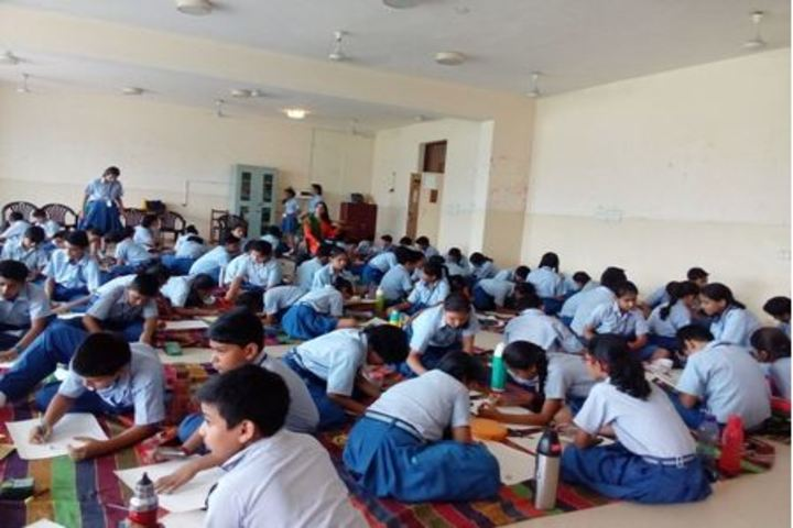 Jss Public School-Painting Competition