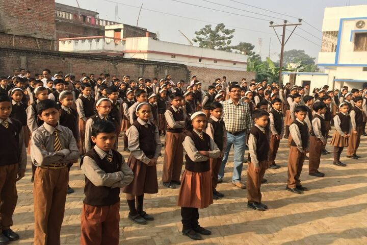ST Josephs School-Assembly