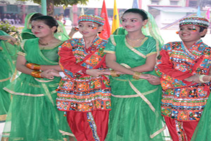 K C M School-Annual Day