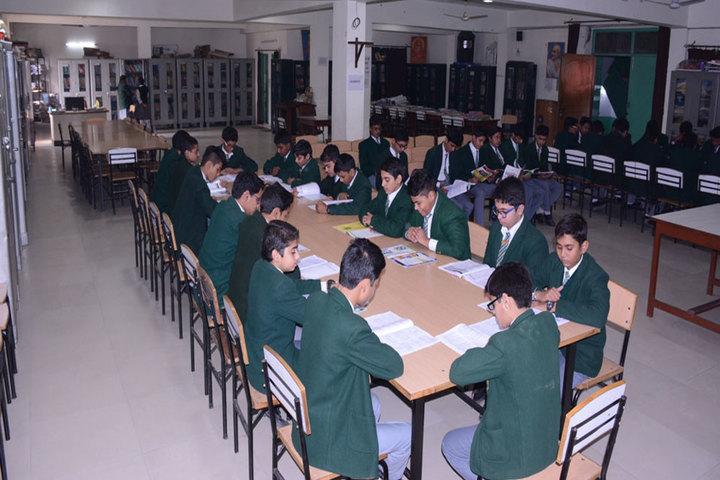 K C M School-Library