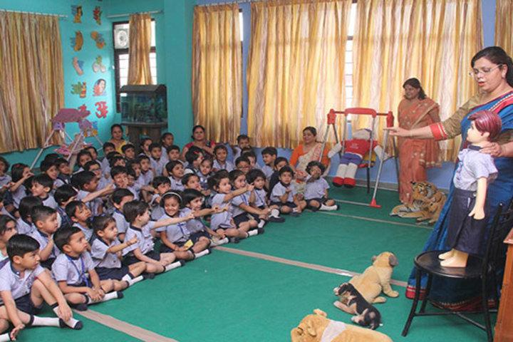 K L International School-Activity Room