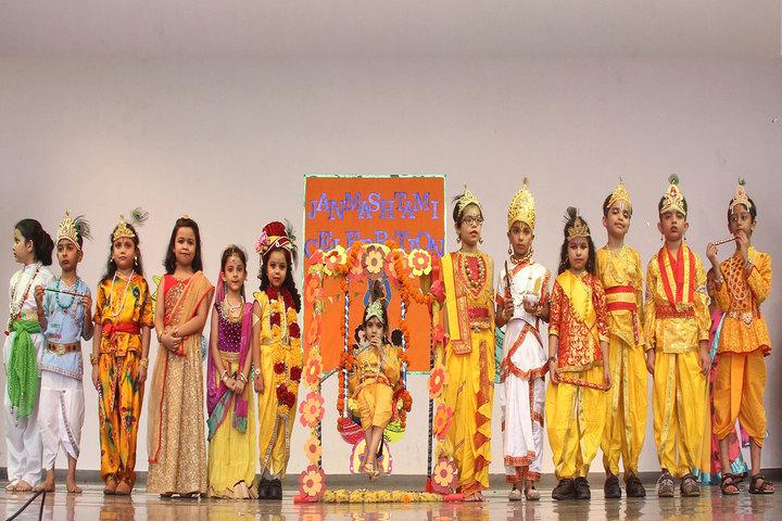 K L International School-Festival Celebration