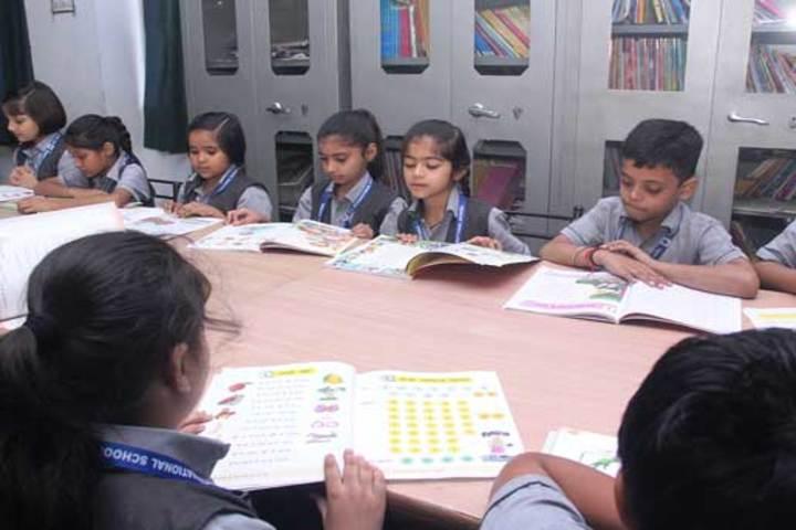 K L International School-Library