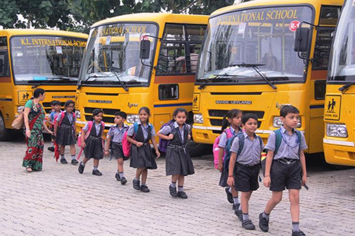 K L International School-Transport