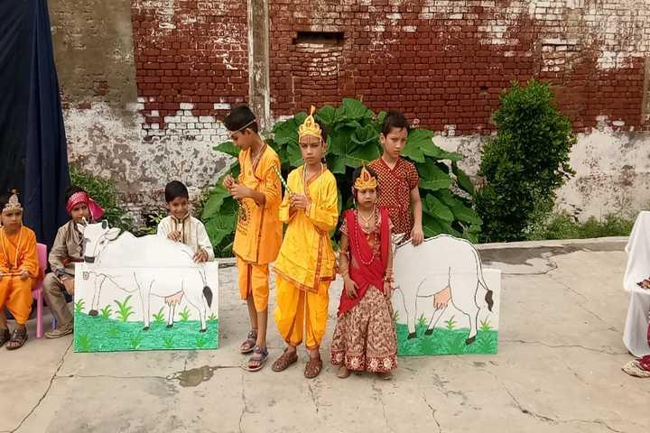 K P Public School-Festival Celebrations