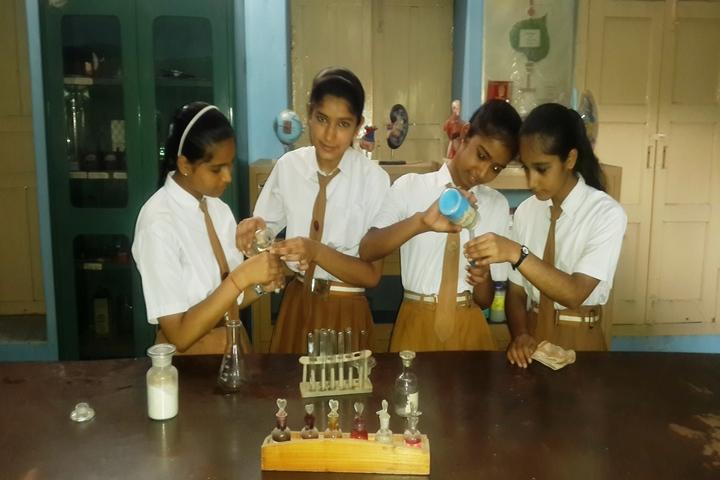K P Public School-Lab