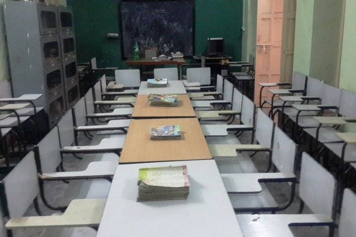 K P Public School-Library