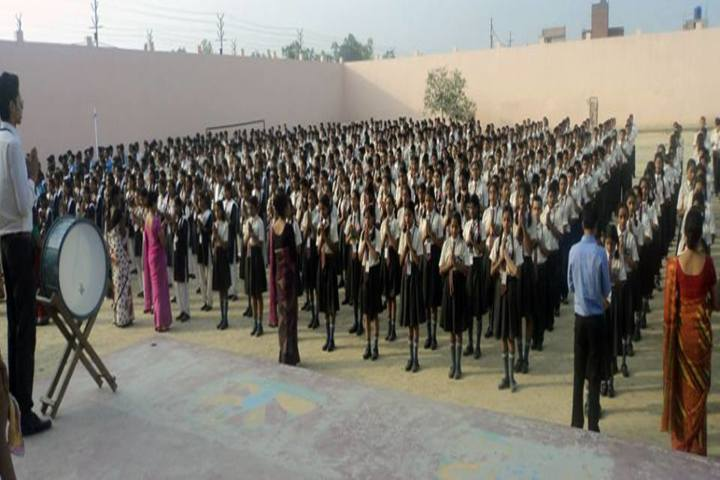 K R Education Centre-Assembly View