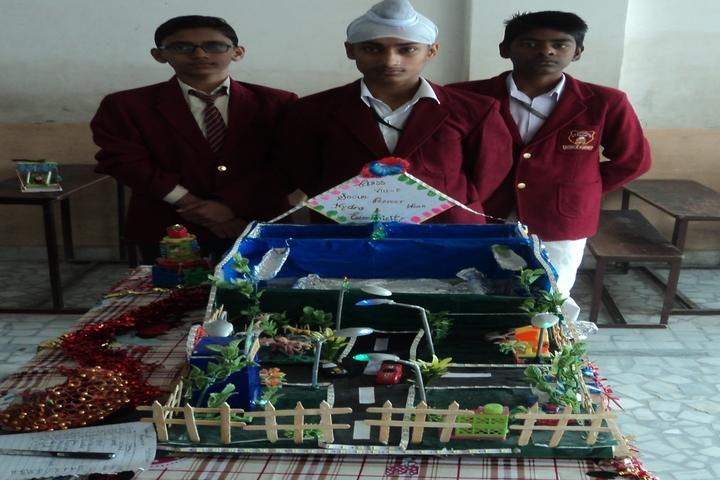 K R Education Centre-Science Fair