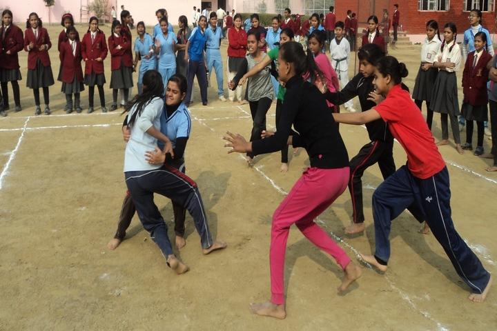 K R Education Centre-Sports