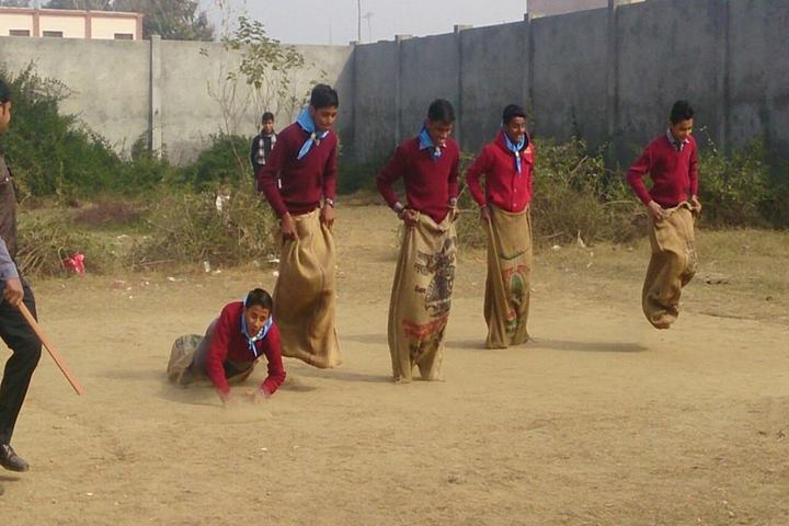 K V Public School-Sports
