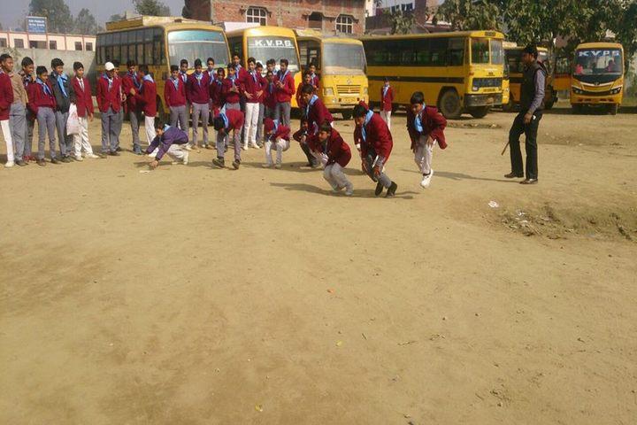 K V Public School-Transport Facilities View