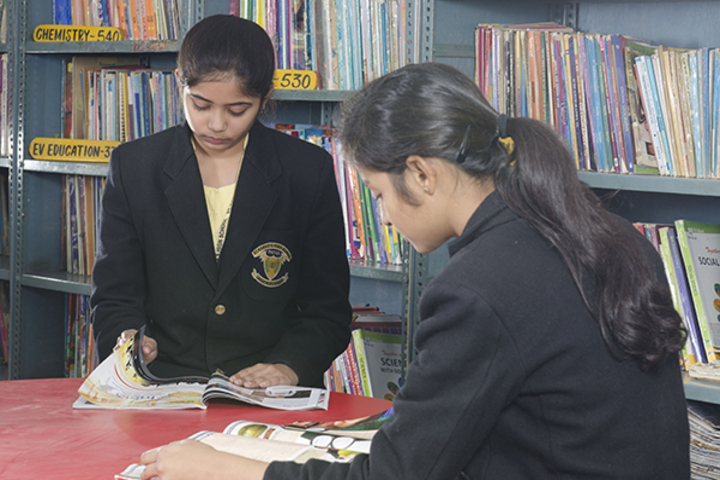 St Karens High School-Library
