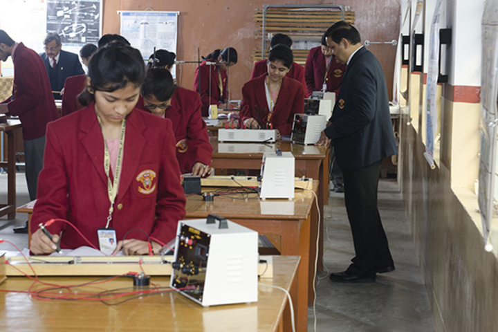 St Karens High School-Physics Labs