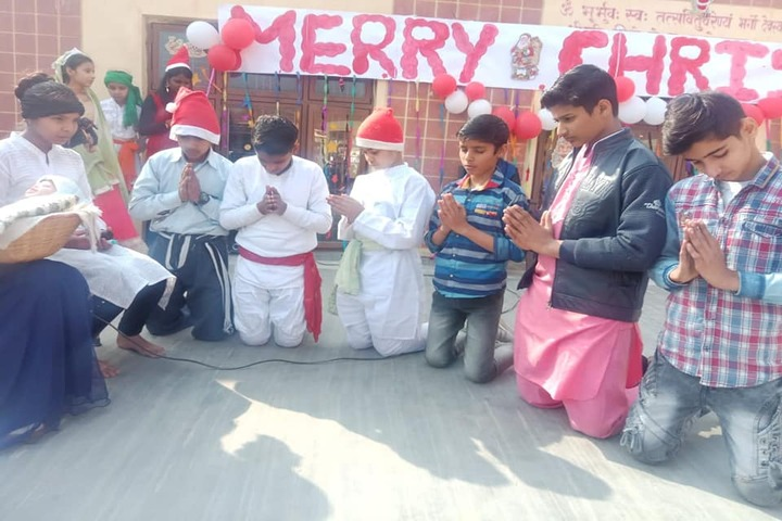 K D International School-Christmas Celebrations