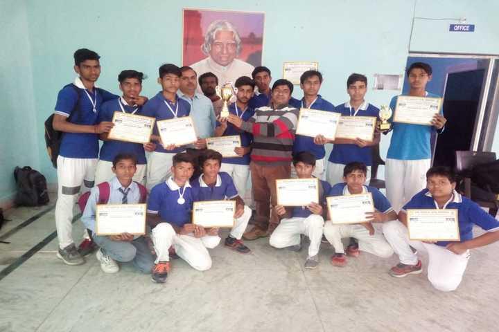 K.D.S International School-Certificate Distribution