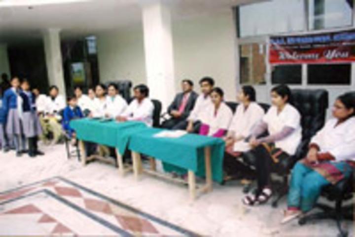 K.D.S International School-Medical Checkup