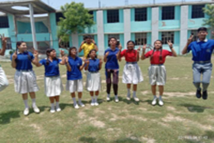 K.D.S International School-Playground