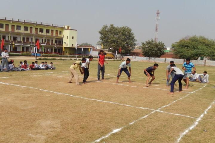 KM Public School-Games