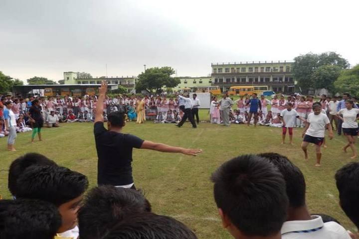 KM Public School-Sports