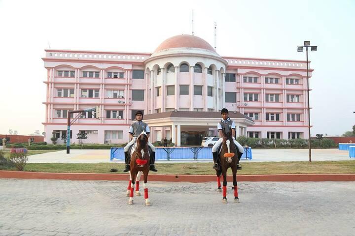 K.N.International School-Campus View