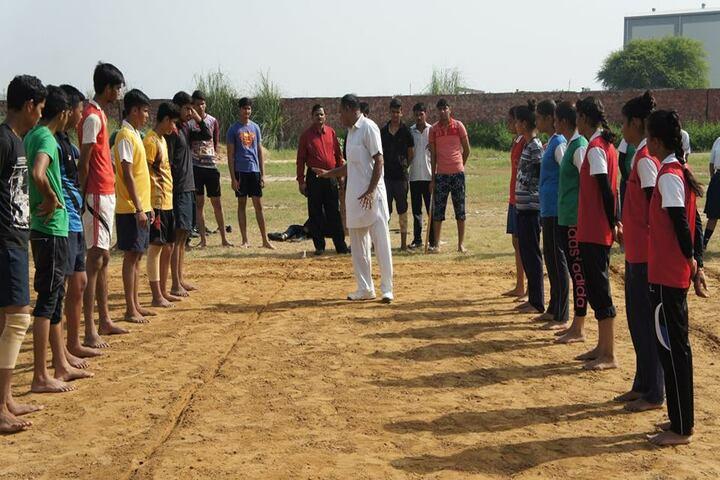 K.N.International School-Sports