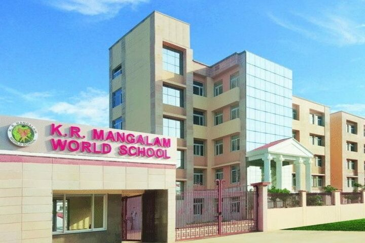 K.R.Mangalam World School-Campus View